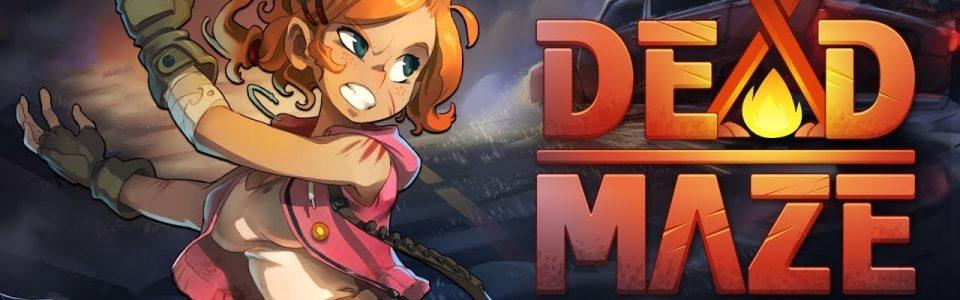 Giveaway di Dead Maze, MMO survival in arrivo su Steam