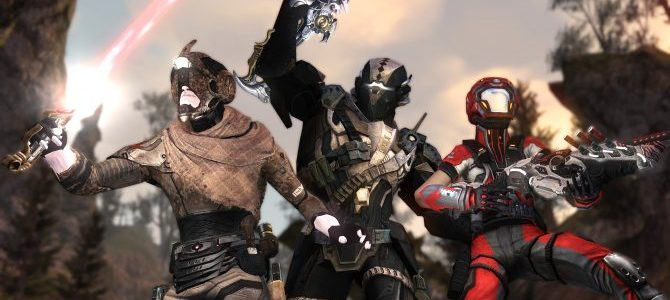 Trion Worlds annuncia Defiance 2050, nuovo free-to-play in arrivo quest'estate