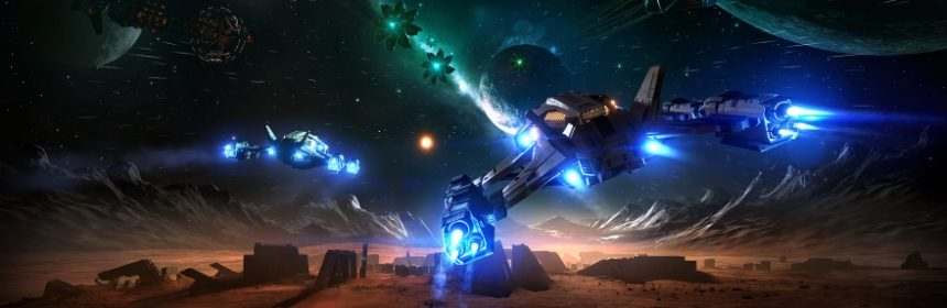 Elite Dangerous: Beyond Chapter Four ora disponibile, arrivano gli squadroni
