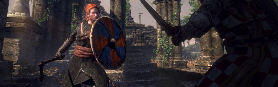 Gloria Victis: Arrivano i personaggi femminili, nuovi eventi e miglioramenti al combat