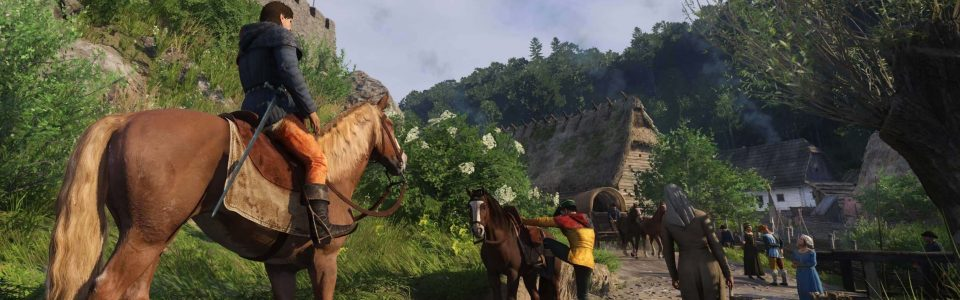Stasera streaming di Kingdom Come: Deliverance