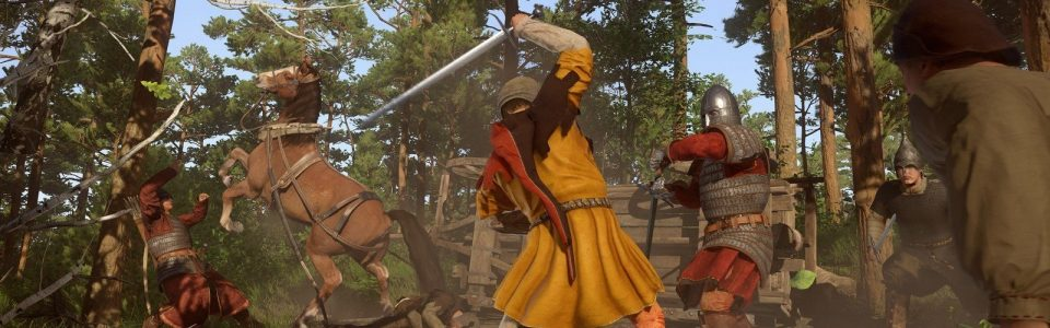 Kingdom Come: Deliverance – Guida al combat 2 – Video speciale