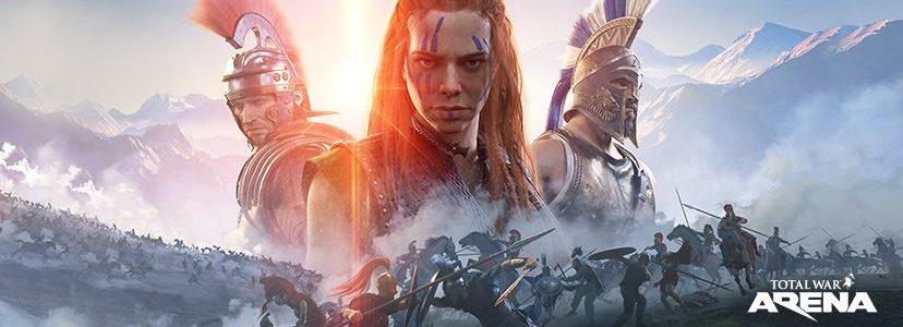Total War ARENA: L'open beta inizierà il 22 febbraio