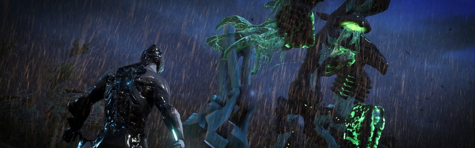 Warframe: Disponibile l'update Shrine of the Eidolon