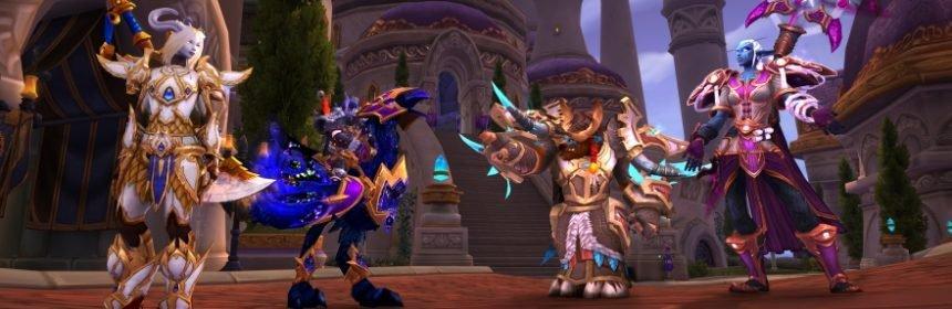World of Warcraft: Sbloccabili le prime Razze Alleate di Battle for Azeroth
