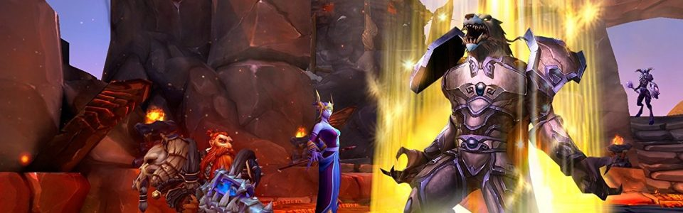 World of Warcraft: Blizzard regala un boost gratuito al livello 100