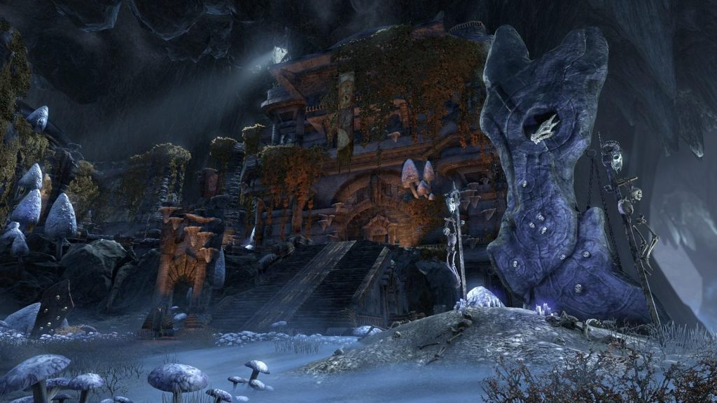 The Elder Scrolls Online Dragon Bones - Fang Lair
