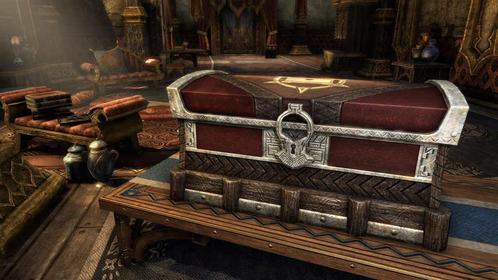 The Elder Scrolls Online Dragon Bones - Home Storage