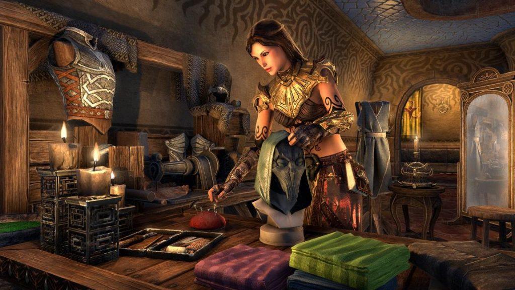 The Elder Scrolls Online Dragon Bones - Outfit