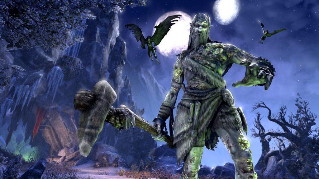 The Elder Scrolls Online Dragon Bones - Scalecaller's Peak