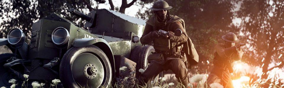 Battlefield V: Le microtransazioni dovrebbero essere solo cosmetiche, niente pay-to-win