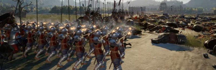 Conqueror's Blade: Iniziata la beta europea X