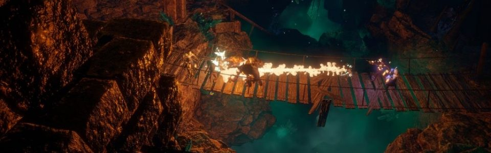 Pantheon: Nuove immagini, i dungeon saranno open world