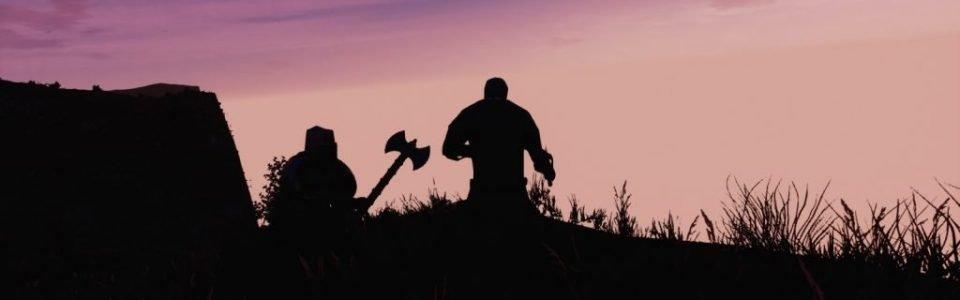 Reign of Guilds è un nuovo MMORPG hardcore PvP, iniziata l'alpha