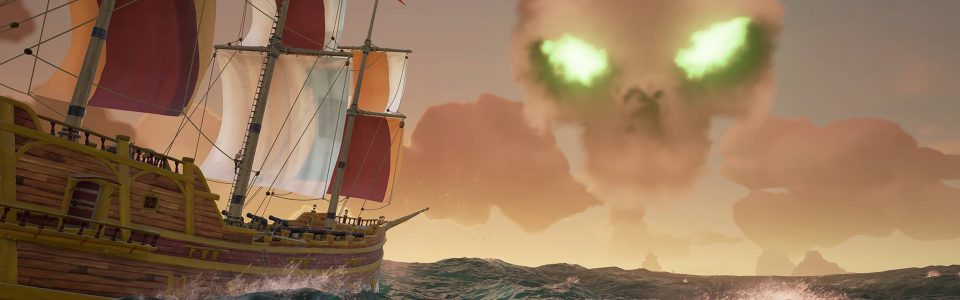 Sea of Thieves: disponibile il nuovo evento Dark Relics