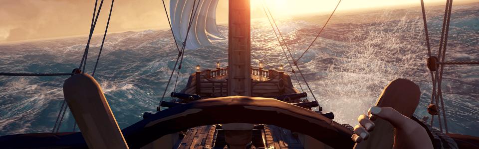 La bellezza artistica di Sea of Thieves – Gallery dalla beta