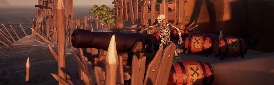 Sea of Thieves viene accusato di downgrade, arriva una tassa sulla morte