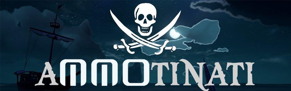Arrivano gli AMMOTINATI: Il clan ufficiale di MMO.it per Sea of Thieves