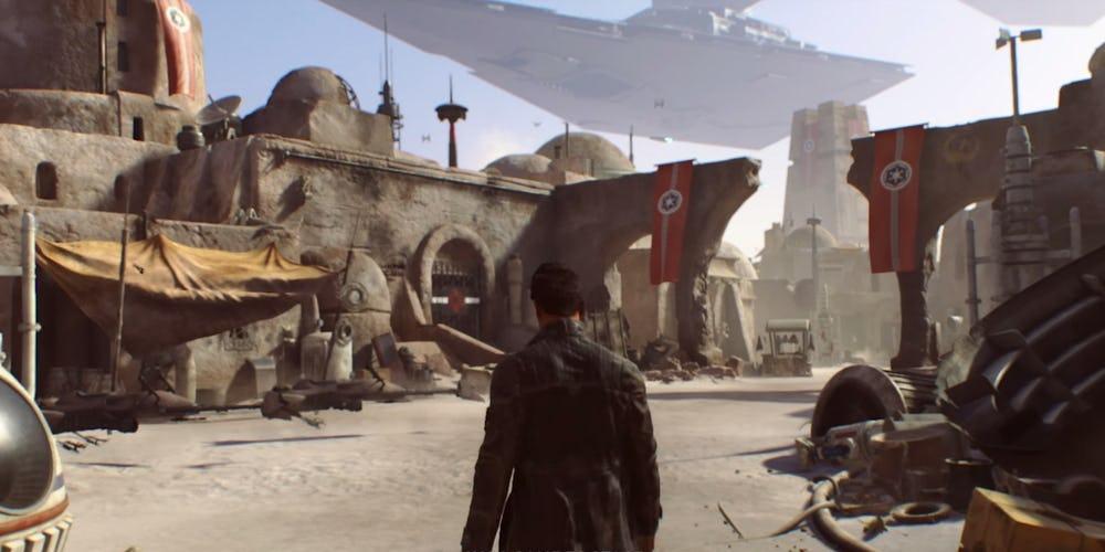 EA Star Wars Battlefront 2