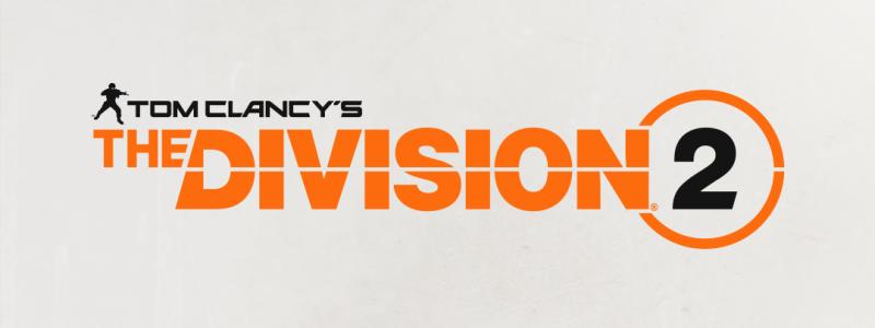 Ubisoft annuncia The Division 2, sarà presentato all'E3 2018