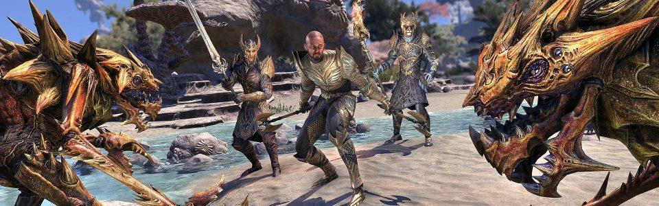 The Elder Scrolls Online: Iniziato un nuovo weekend gratuito