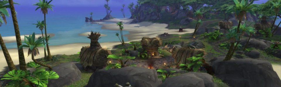 World of Warcraft Battle for Azeroth: Iniziato il testing delle spedizioni sulle isole