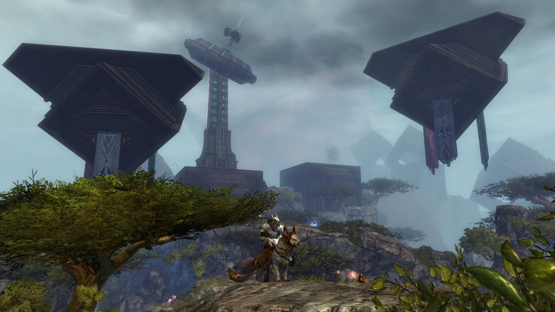 Guild Wars 2 Path of Fire living world