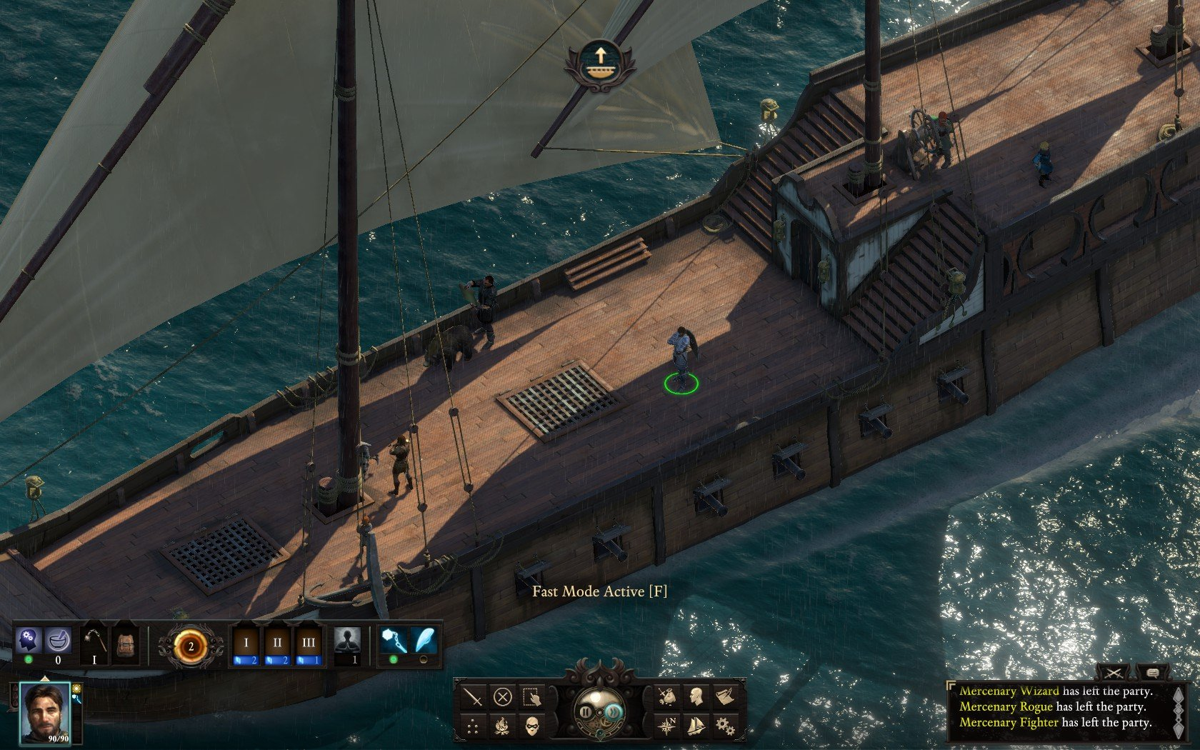 Pillars of Eternity II Pillars of Eternity 2 Deadfire anteprima