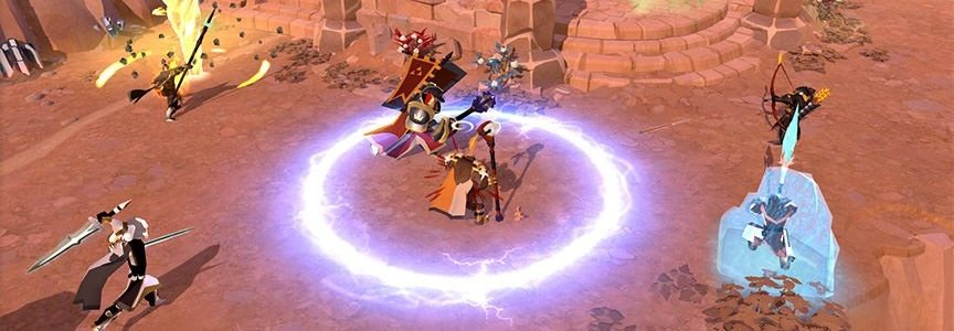Albion Online: Disponibile la patch midseason di Lancelot, nuovo video diario