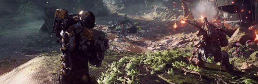 Anthem: BioWare non ripeterà gli errori di Mass Effect Andromeda e Star Wars Battlefront 2