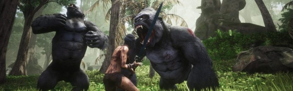 Conan Exiles: Nuovo trailer in vista del lancio dell'8 maggio