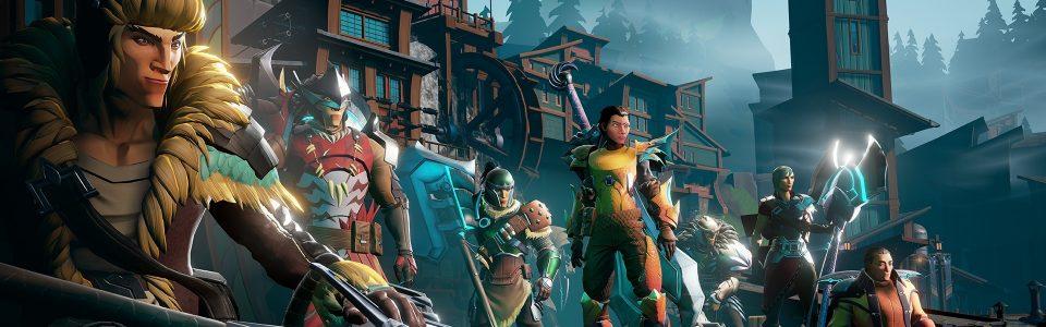 Dauntless: L'open beta inizierà il 24 maggio, niente più wipe