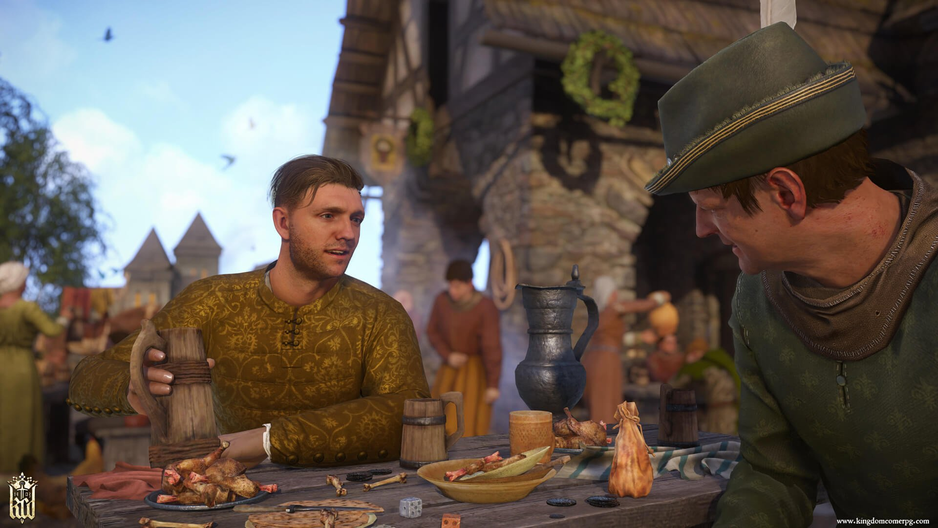 Kingdom Come Deliverance recensione epic games store