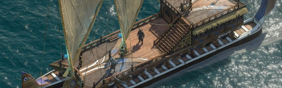 Pillars of Eternity II: Deadfire – Provato
