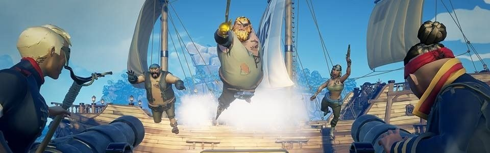 Sea of Thieves: Annunciata The Arena, nuova modalità PvP