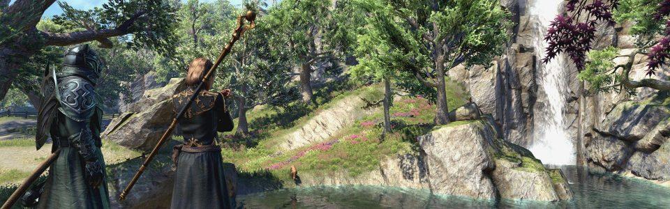 The Elder Scrolls Online: Summerset disponibile sul PTS, arriva un nuovo trailer