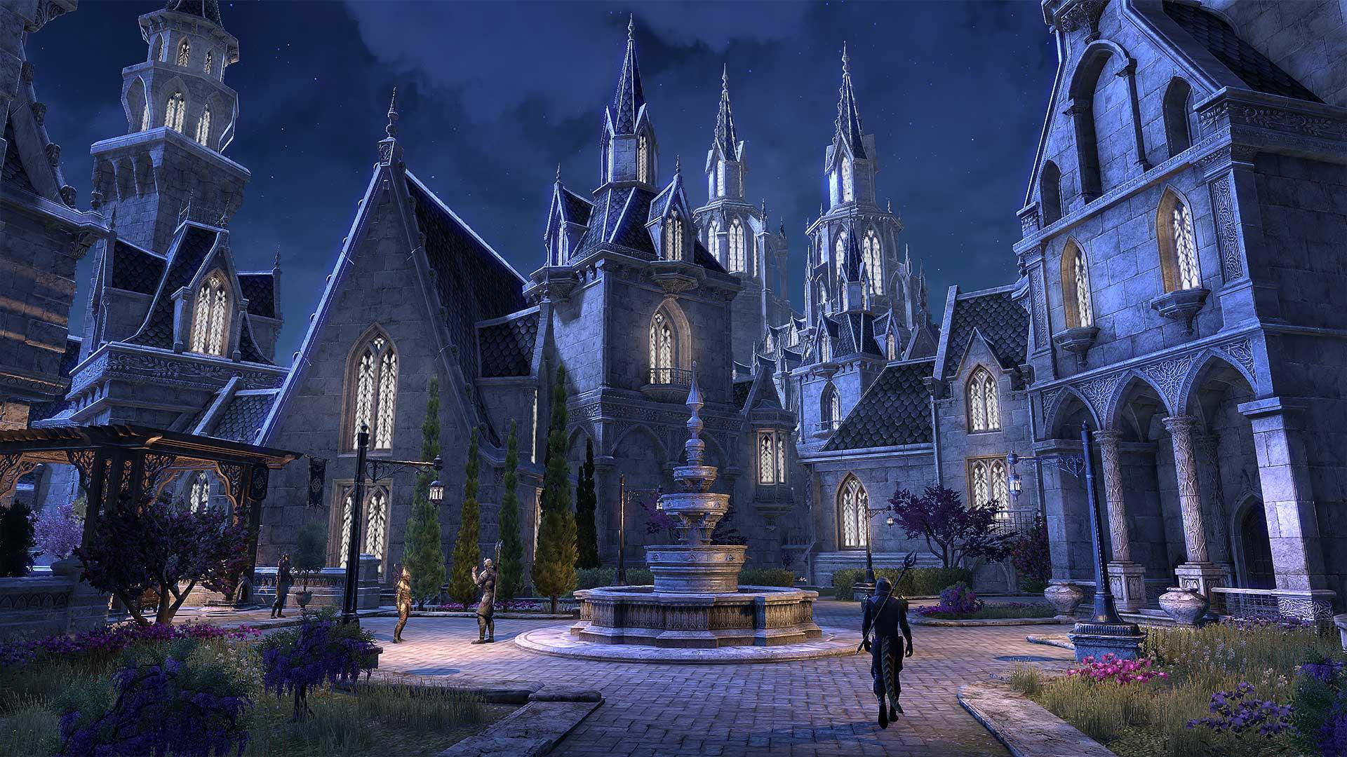 The Elder Scrolls Online Summerset anteprima