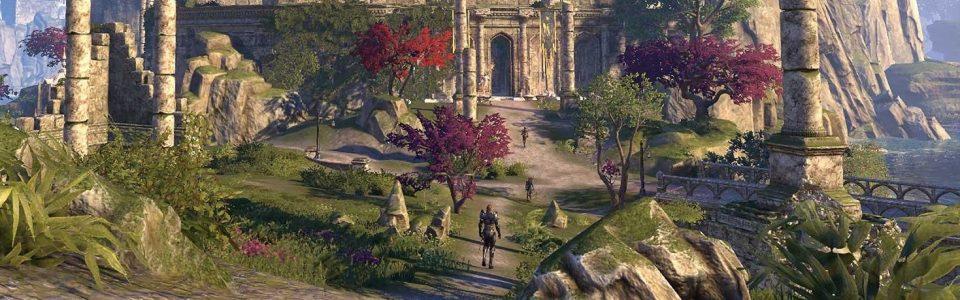 Stasera streaming della closed beta di The Elder Scrolls Online: Summerset