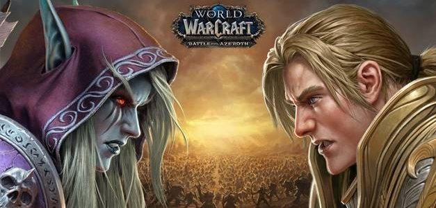 World of Warcraft: Battle for Azeroth disponibile
