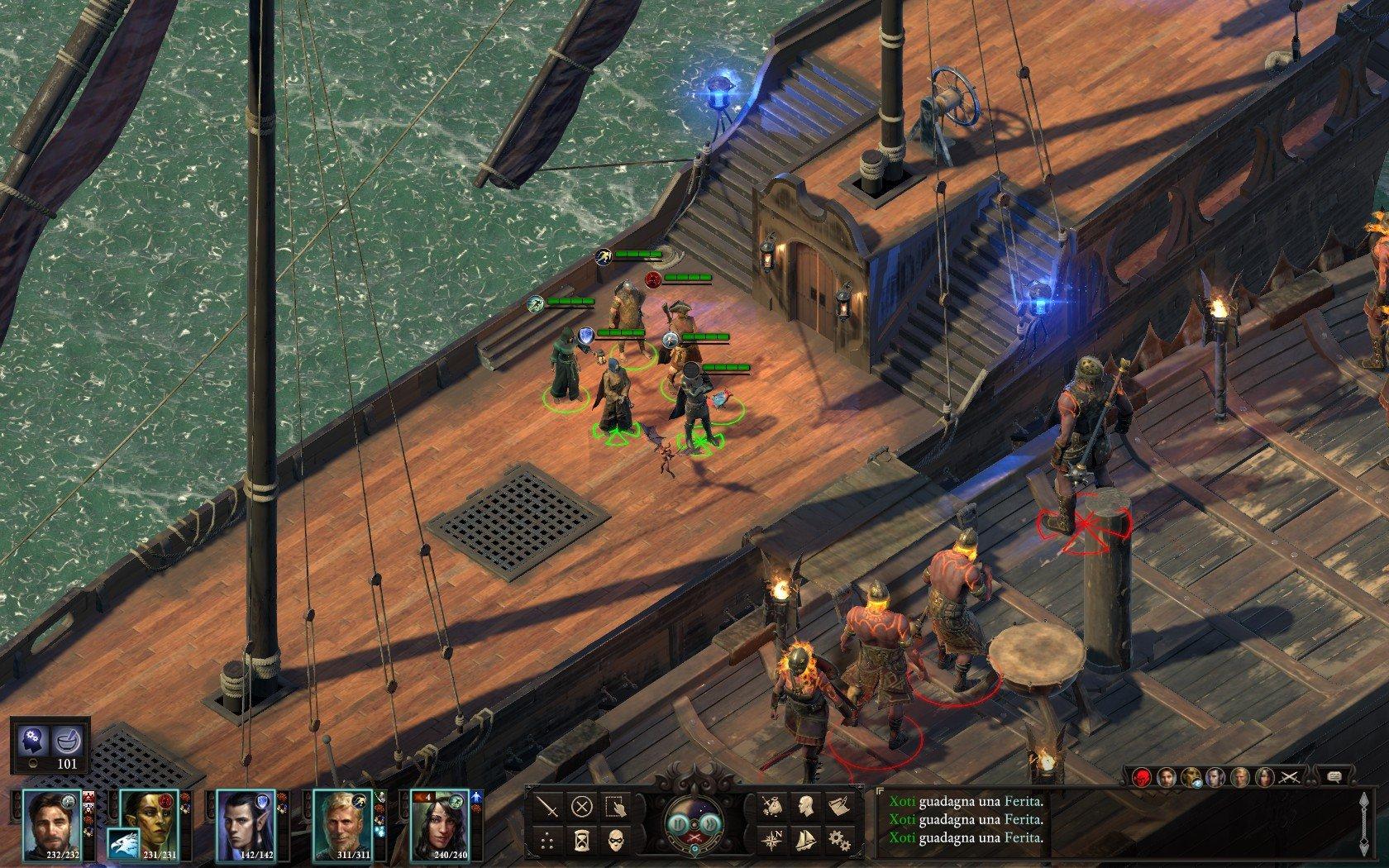 Pillars of Eternity II Deadfire recensione pillars of eternity 2 deadfire recensione