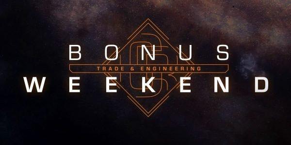 Elite Dangerous: sei giorni di bonus al trading e agli ingegneri