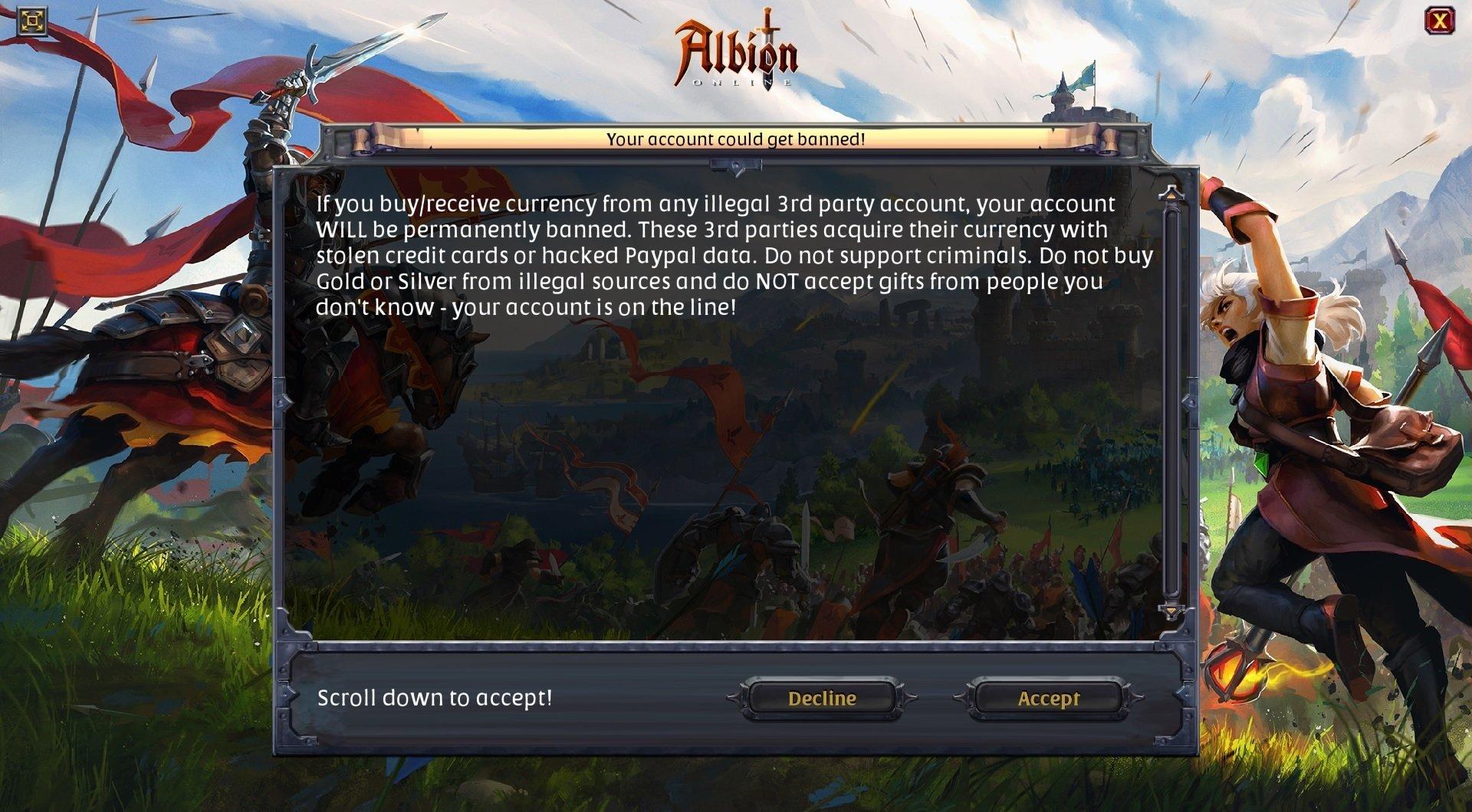 Albion Online Recensione steam