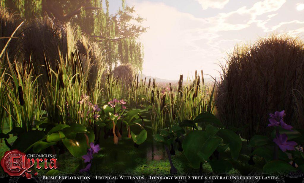 Chronicles of Elyria pre-alpha