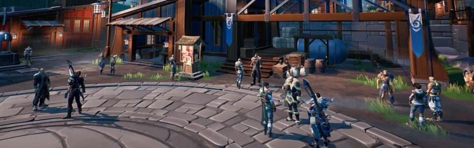 Dauntless: Iniziata l'open beta, arrivano nuovi video e trailer