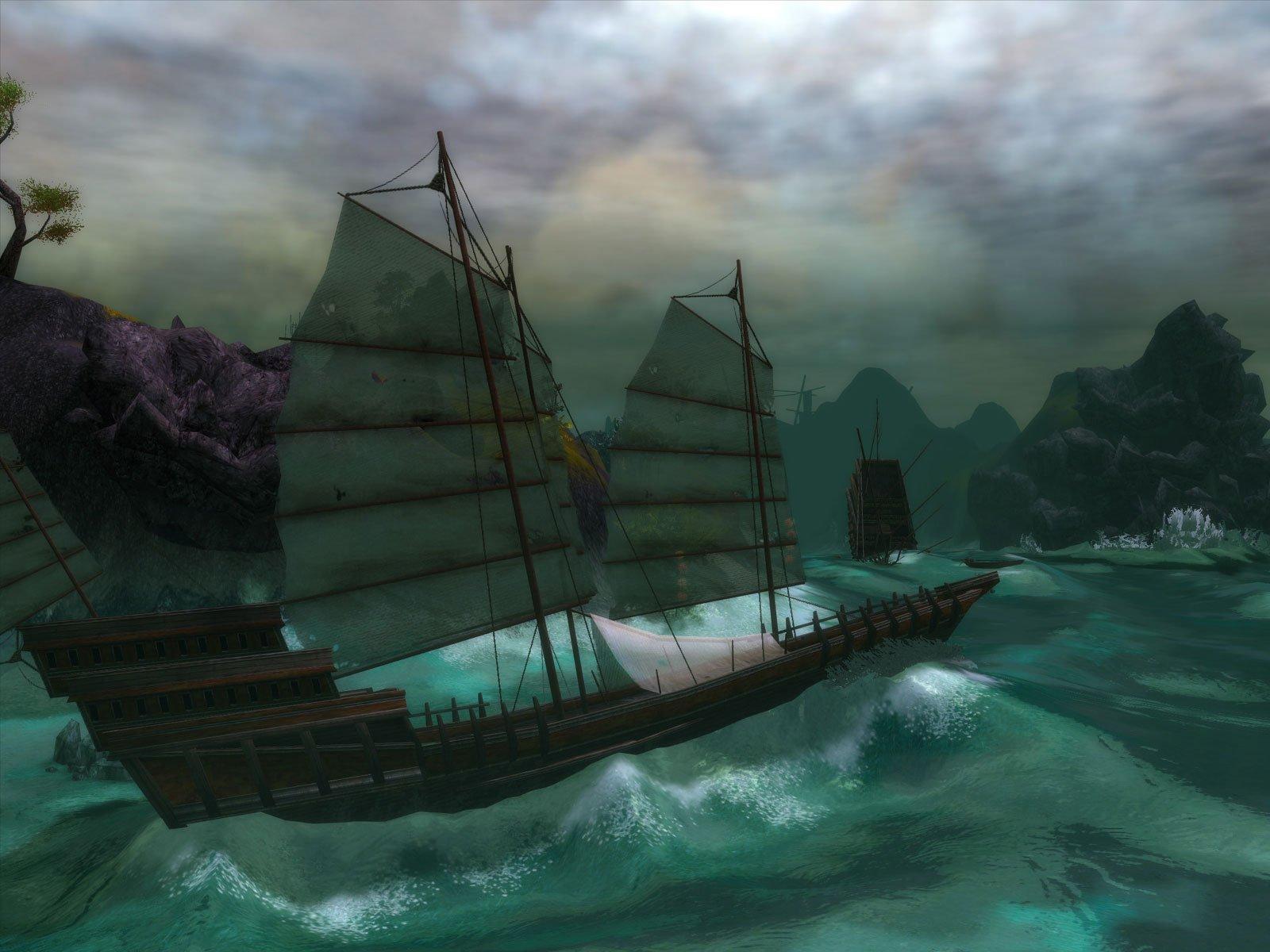 Guild Wars 1 Jade Sea