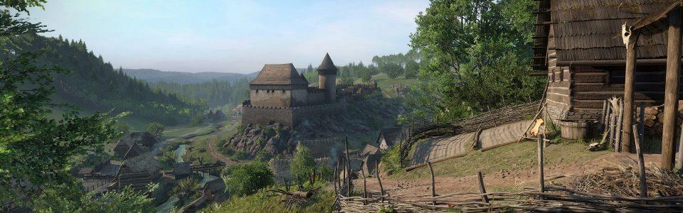 Kingdom Come Deliverance: Svelata la roadmap, tre DLC in arrivo quest'anno