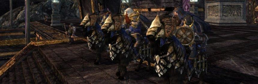 Lord of the Rings Online: Nuove regioni in arrivo, tra cui la Montagna Solitaria