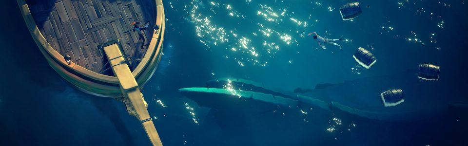 Sea of Thieves: Nuova patch, è finalmente possibile scartare i viaggi con un click
