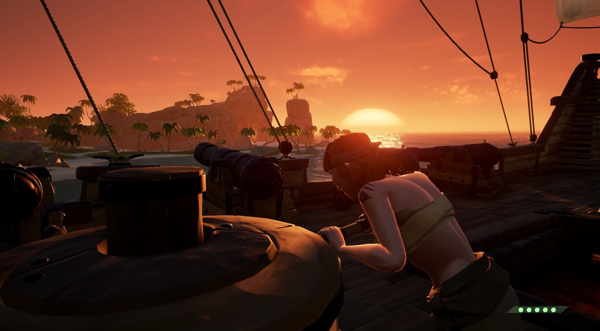 Sea of Thieves recensione