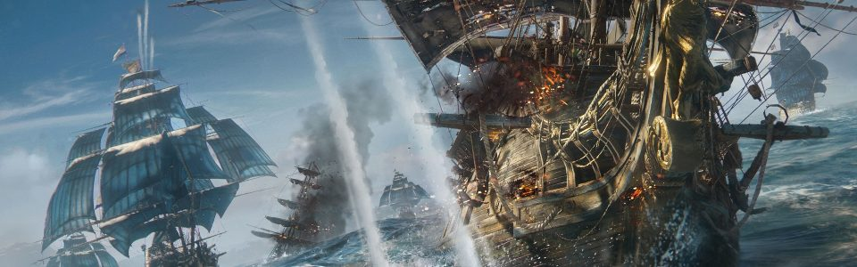 Skull & Bones presentato con un nuovo trailer e video gameplay